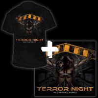 """Terror Night Vol.1 Pack: CD+T-Shirt"""