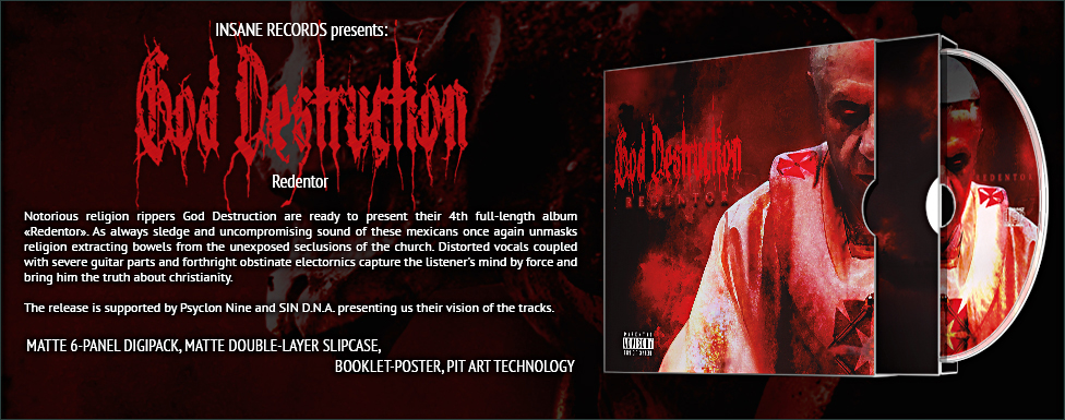 Order God Destruction — «Redentor»