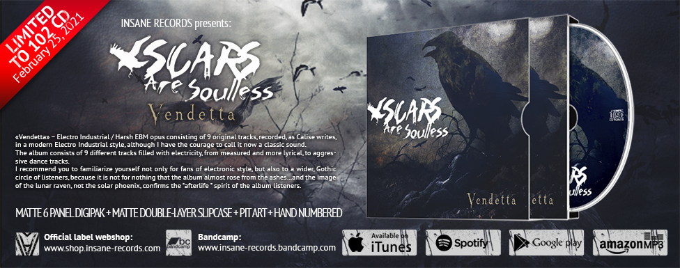 Order Scars Are Soulless - «Vendetta»