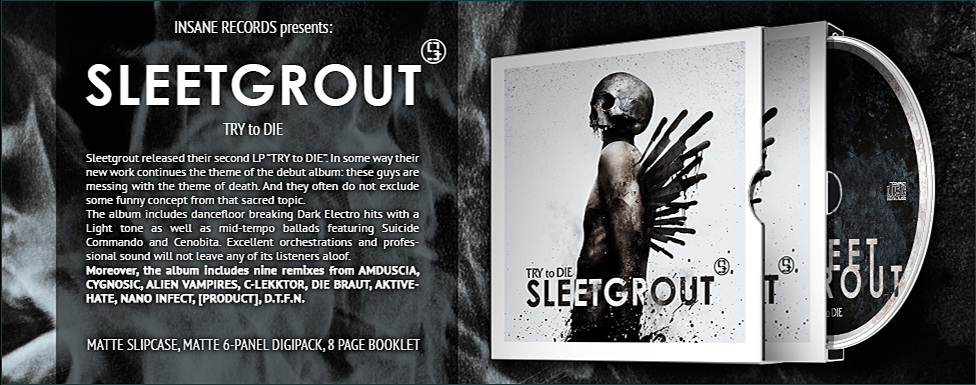 Order Sleetgrout — «TRY to DIE»